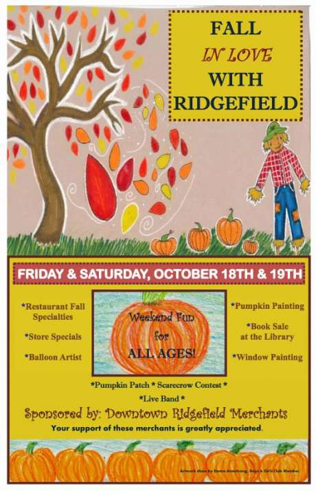 fall in love with ridgefield